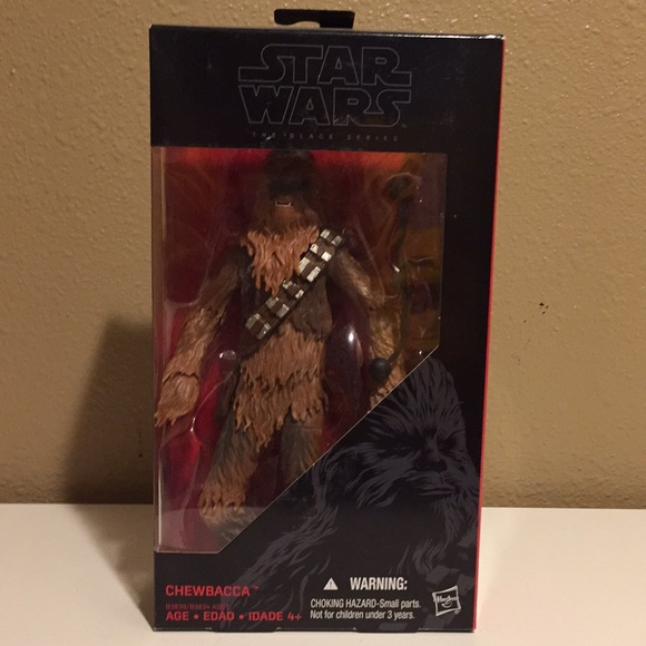 Star Wars Other - Star Wars the black series Chewbacca
